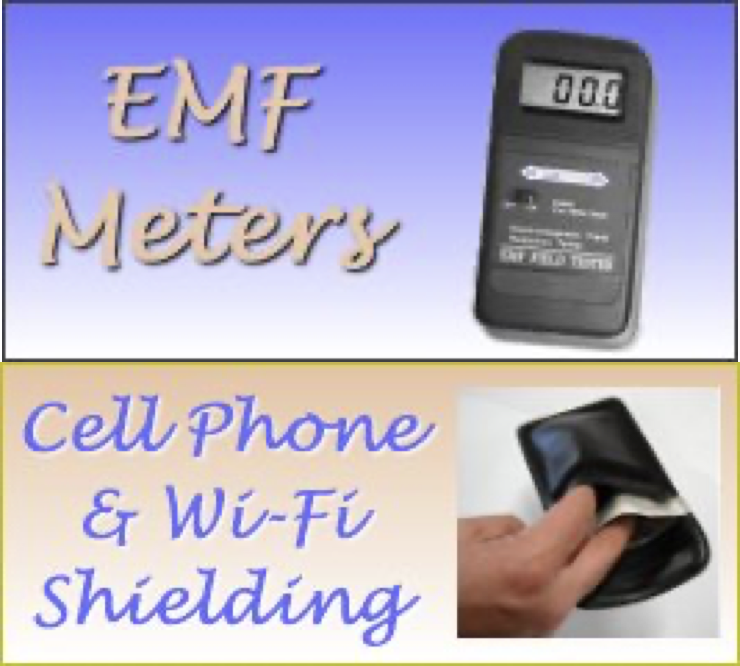 Link to Electromagnetic Field Safety Products